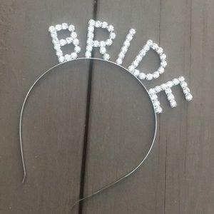 Bride Headband!  👰